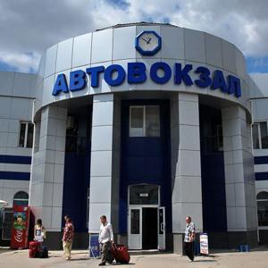 Автовокзалы Тупика