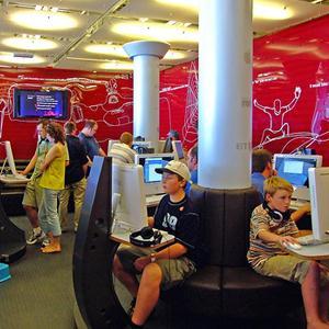 Интернет-кафе Тупика