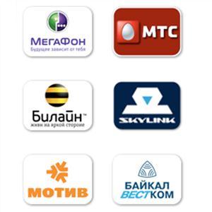 Операторы сотовой связи Тупика