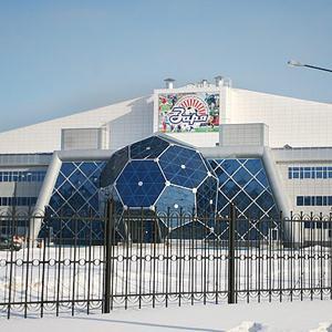 Спортивные комплексы Тупика