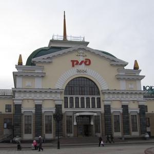 Железнодорожные вокзалы Тупика
